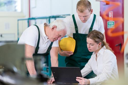 6 keys for manufacturing training