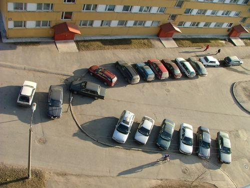 7 ways to keep your parking lot safe